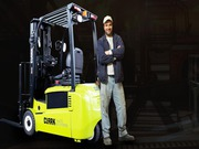 Toyota Electric Forklift now in Houston