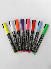 Neon Low Order Wet Erase Marker