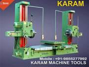 Horizontal Boring Machine-Karam Machine Tools-Vertical Boring Machine