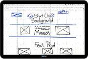Writeyboard browser board