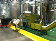 Beverage dewatering machine of GREENMAX POSEIDON SERIES
