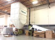 Styrofoam recycling machine of GREENMAX  Mars C300