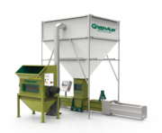 GreenMax recycling styrofoam compactor Of ZEUS C300