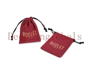 custom drawstring pouch for your branding,  gift,  and jewelry
