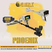 Phoenix 3D Ground Scanner for Treasure Hunters